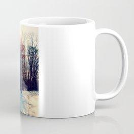 Winter's Blanket Coffee Mug