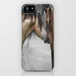 Legacy & His Lady iPhone Case