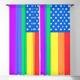 LGBTQ Blackout Curtain