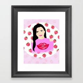 leanne Framed Art Print