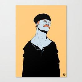 Dude #3 Canvas Print