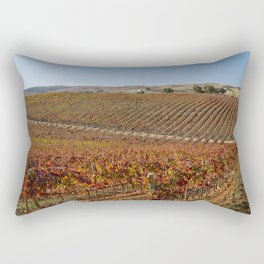 Alentejo vineyard, Portugal Rectangular Pillow