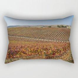 Alentejo vineyard, Portugal Rectangular Pillow