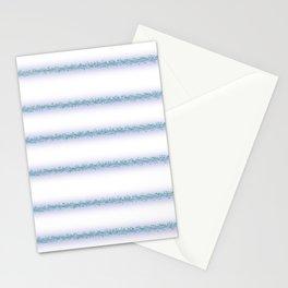 NL 9 Hazy Stripes Stationery Cards