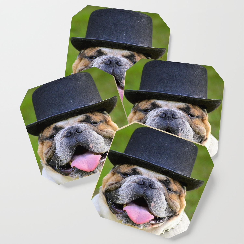 bulldog top hat