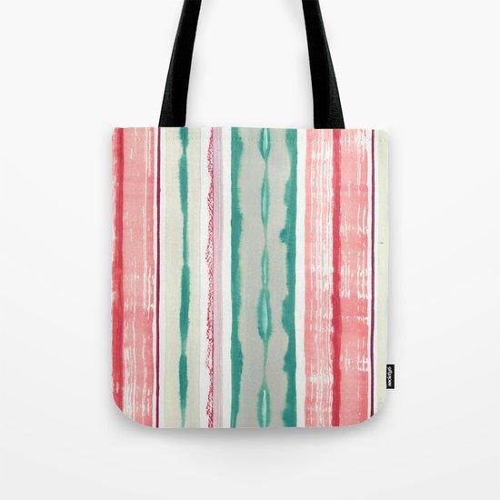 Canyon Stripe Tote Bag