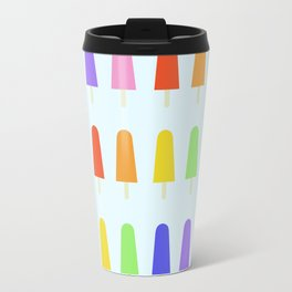 Rainbow popsicles Travel Mug