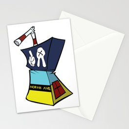 Juice Box Stationery Cards