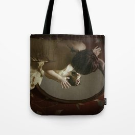 Narcisism Tote Bag