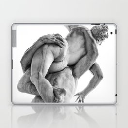 The robbery of the Sabineers of Giambologna Laptop & iPad Skin