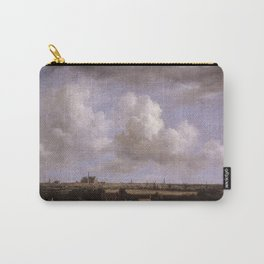 Jacob van Ruisdael - View of Haarlem from the Northwest Carry-All Pouch