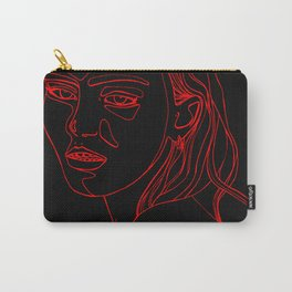 LILY ROSE Carry-All Pouch