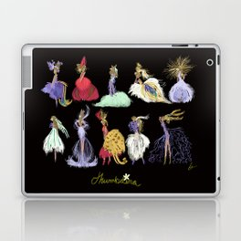 Thumbelina Dresses! Laptop & iPad Skin