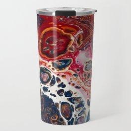 Galactic Collision Travel Mug