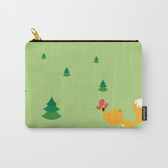 smell the nature Carry-All Pouch