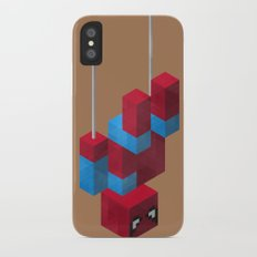 Sensational Spider Man iPhone X Slim Case