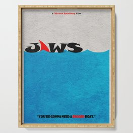 Jaws Serving Tray