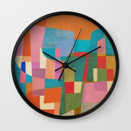 Burton Wasserman in Copacabana Wall Clock