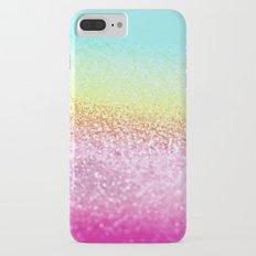 UNICORN GLITTER Slim Case iPhone 7 Plus