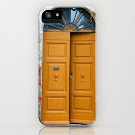 Come Inside iPhone Case