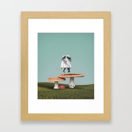 Jump & Jump Framed Art Print