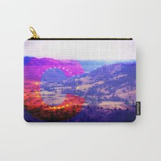 Colorado Flag--Valley Carry-All Pouch