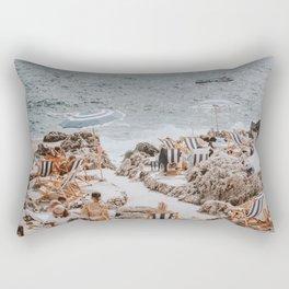 capri, italy Rectangular Pillow