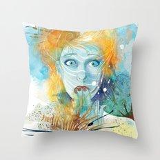Good Intentions Throw Pillow