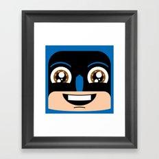 ADORABLE BAT Framed Art Print