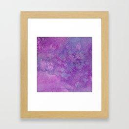 Grape Kool Aid Framed Art Print