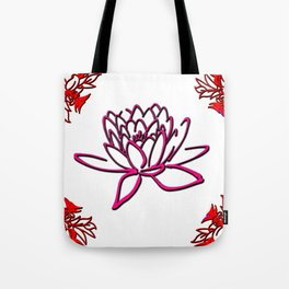 very beautiful flowers suitable for those who like flowers Tote Bag