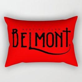 Belmont Hunting Clan II Rectangular Pillow