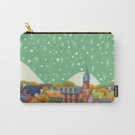 European Town Carry-All Pouch