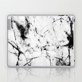 Marble Concrete Stone Texture Pattern Effect Dark Grain Laptop & iPad Skin
