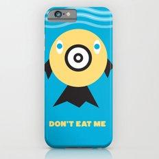 Don't Eat Me Vegan Fishie Art iPhone 6s Slim Case