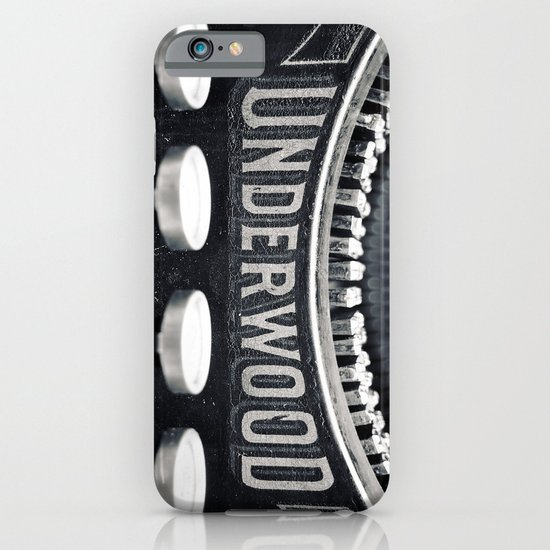Underwood iPhone & iPod Case