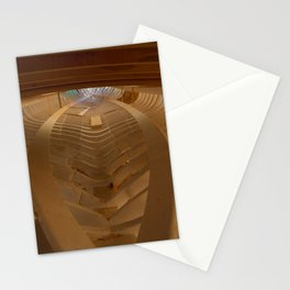 The boat's skeleton Stationery Cards