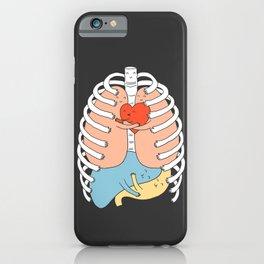 Hugs Keep Us Alive 2 iPhone Case