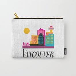 Vancouver Coal Harbour Carry-All Pouch