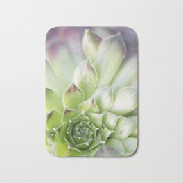 Succulent No. 1 Bath Mat