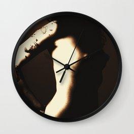 Nudes Art 2010 Wall Clock