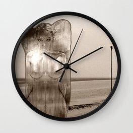 NORTHSEA ANGEL Wall Clock