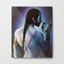 Vega Metal Print