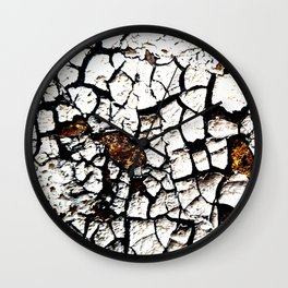 Parched Wall Wall Clock