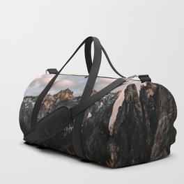 Yosemite Granite Cliffs Duffle Bag