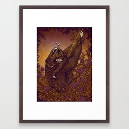 Bond Framed Art Print