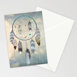 Awakening, a dreamcatcher Stationery Cards