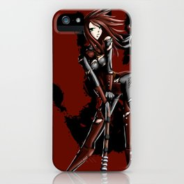 Listener of the Black Hand - Nord iPhone Case