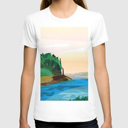 Angel Island T-shirt