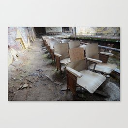 Best Seats in the House Canvas Print